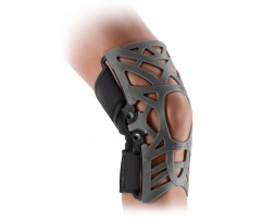 d644af9a2f DonJoy Reaction Knee Brace - Gray