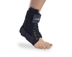 donjoy rocketsoc ankle support lace up