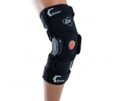 d4a67b88b8 DonJoy Armor Knee Support Brace with FourcePoint Hinge