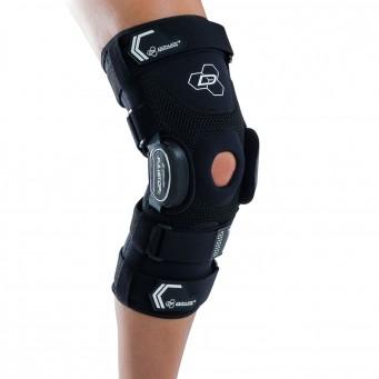 Bionic FullStop Knee Brace on Skin