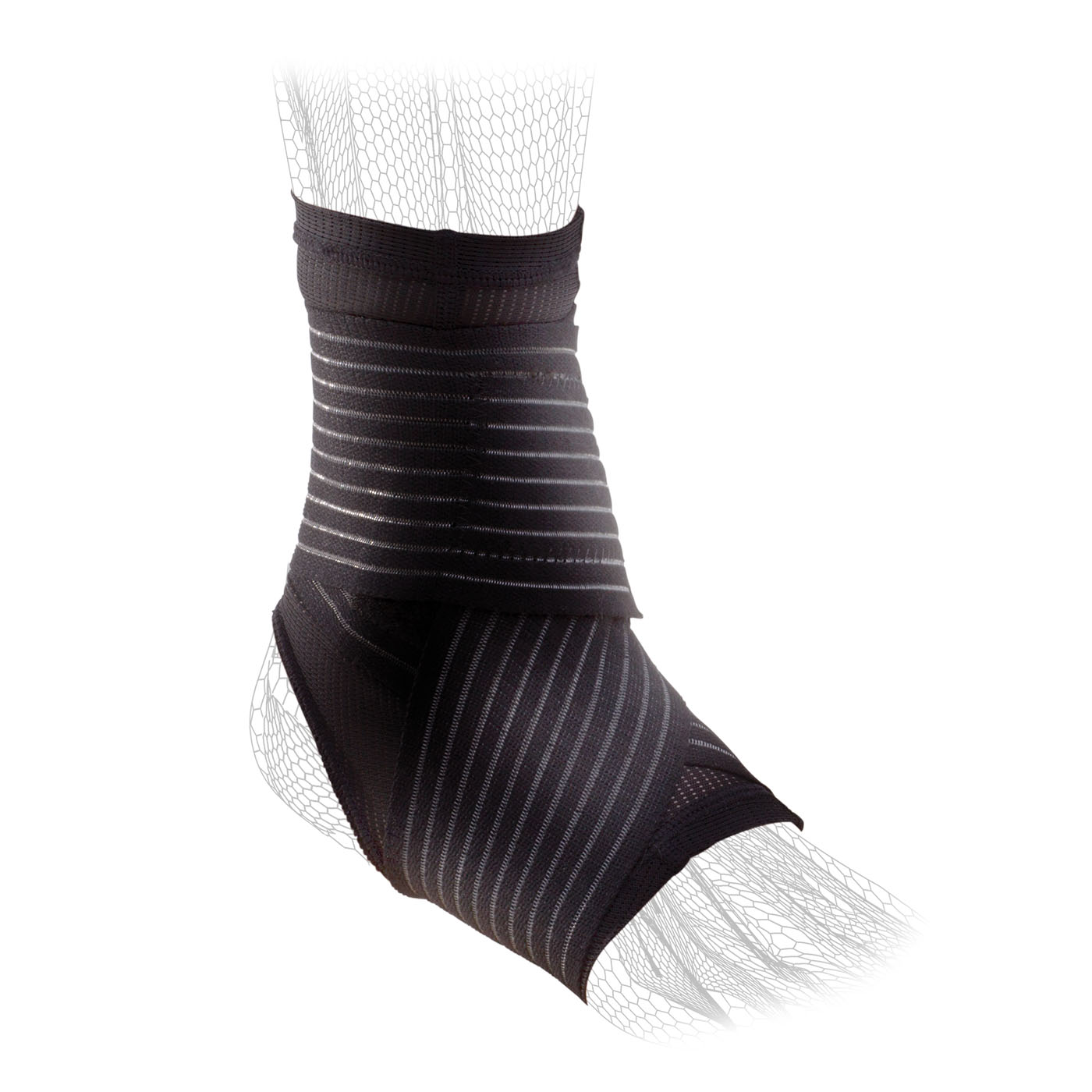 DonJoy Performance Figure 8 Ankle Sleeve- Mesh, Compression,