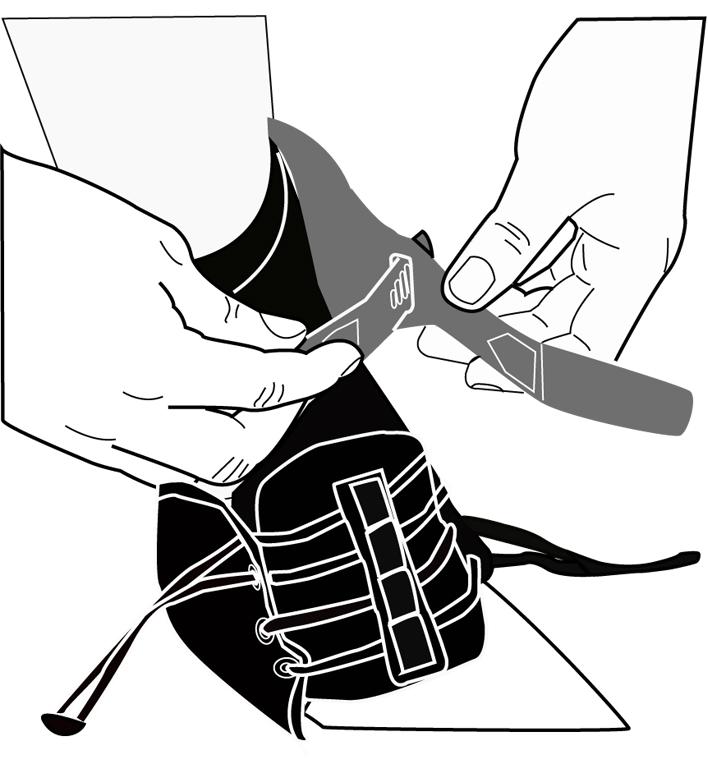 Donjoy Velocity Ankle Brace