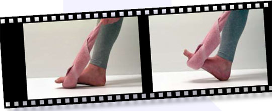 Dorsiflexion Stretch