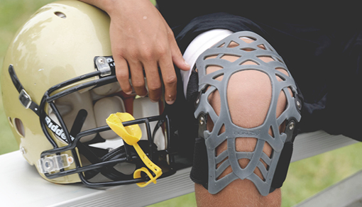 Football Knee Injuries