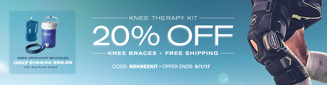 20% OFF - Knee Therapy Kit
