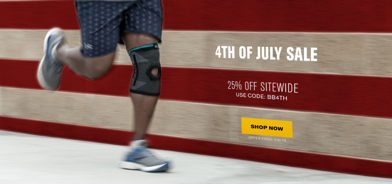4th of July Sale - 25% Off Sitewide