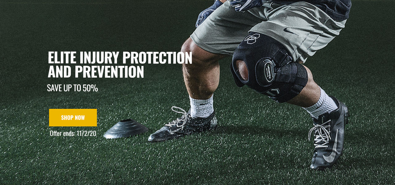 Elite Injury Protection and Prevention - Save up to 50%