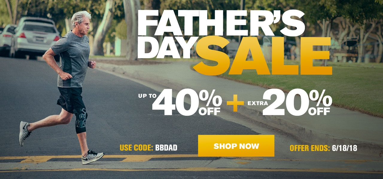 Father's Day Savings - Up to 40% Off + Extra 20%