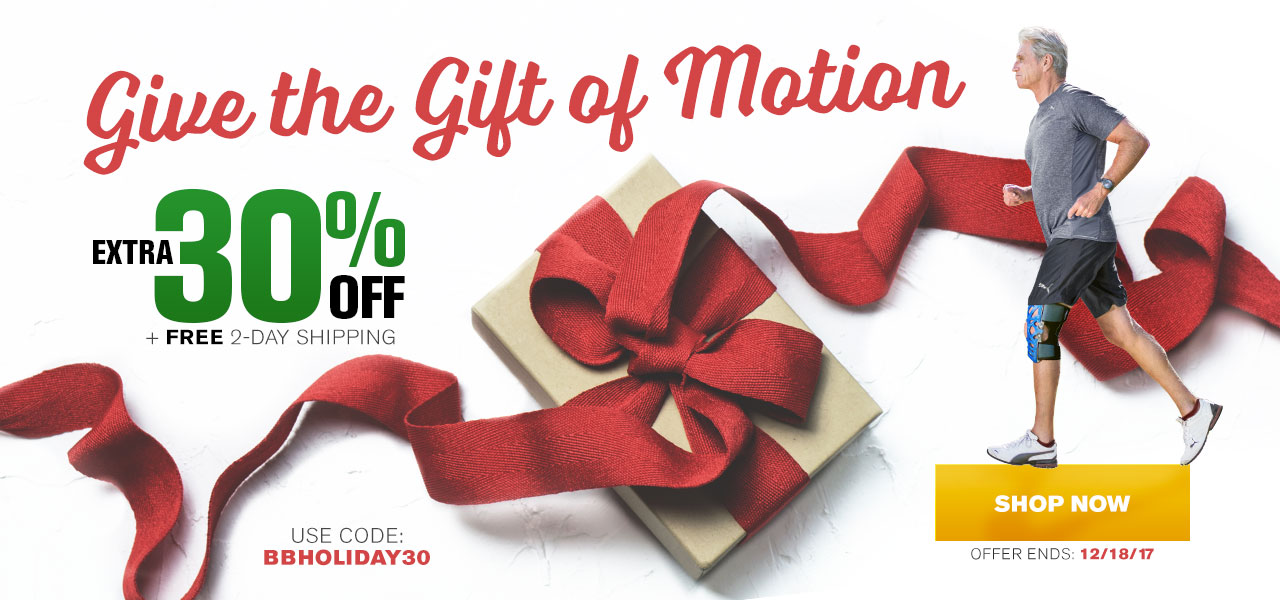 Give the Gift of Motion - Extra 30% Off + Free 2-Day Shipping