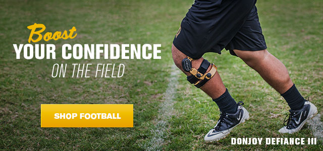 Boost Your Confidence On The Field