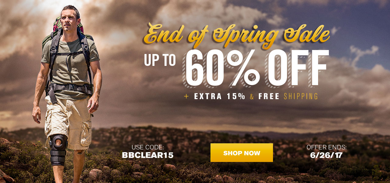 End of Spring Cleaning - Up to 60% Off