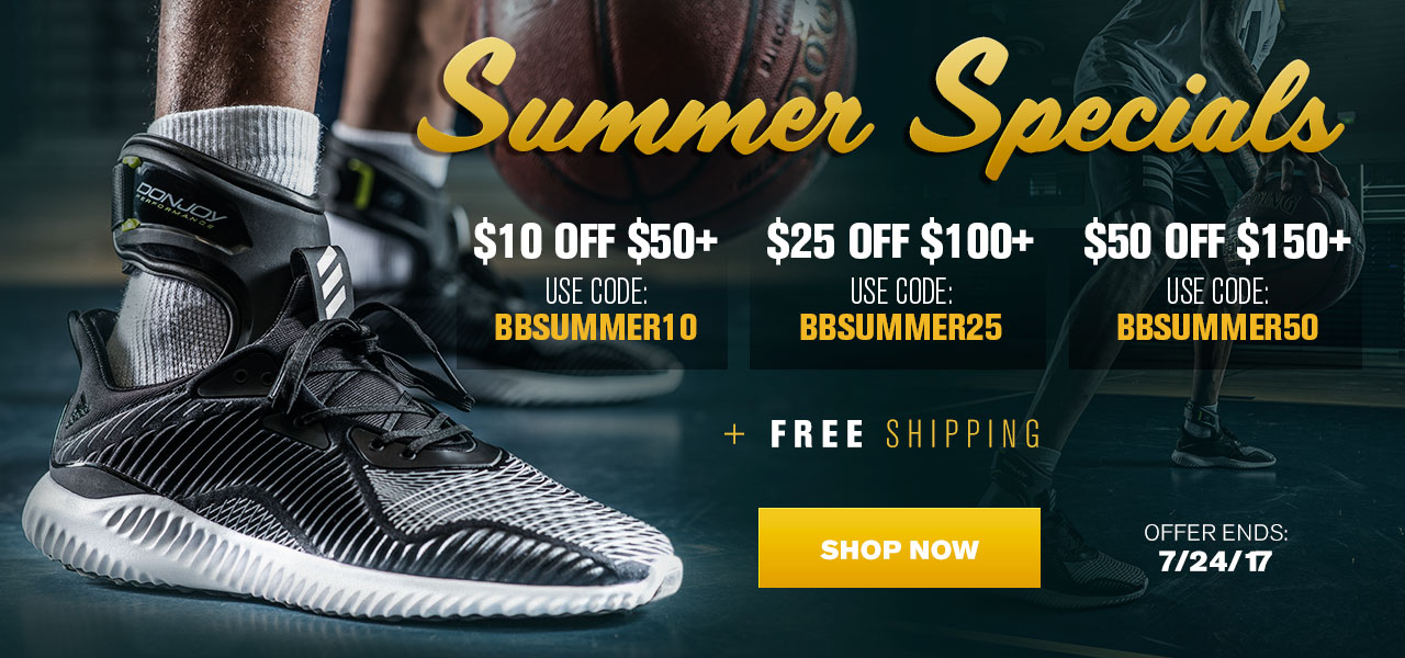 Summer Specials - Up to $50 off
