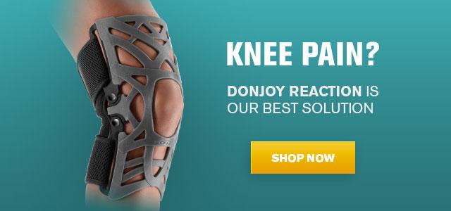 REACTION Knee Brace