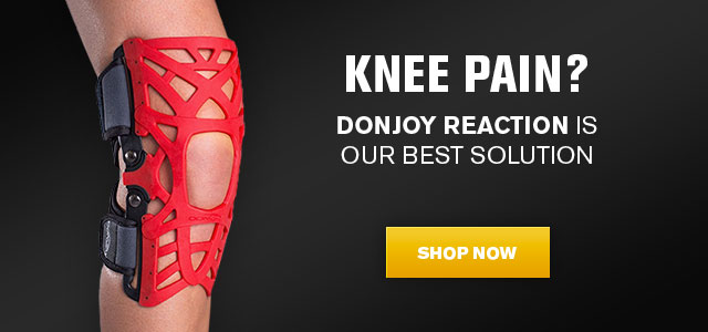 REACTION Knee Brace