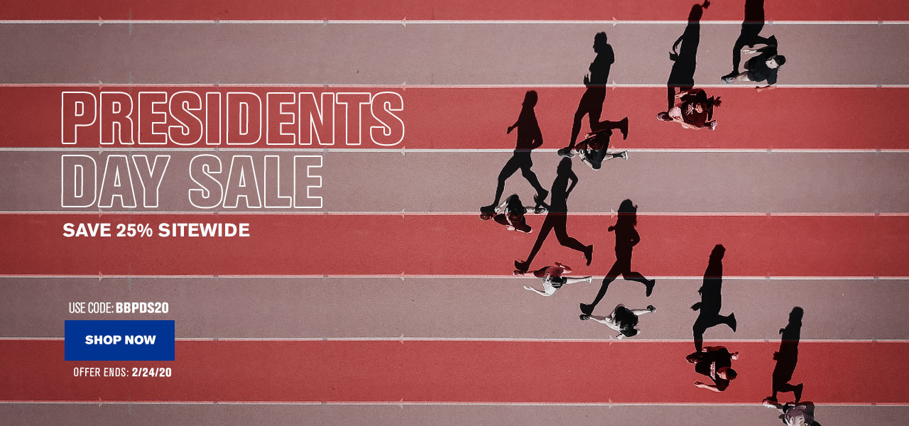 Presidents Day Sale - Save 25% Sitewide