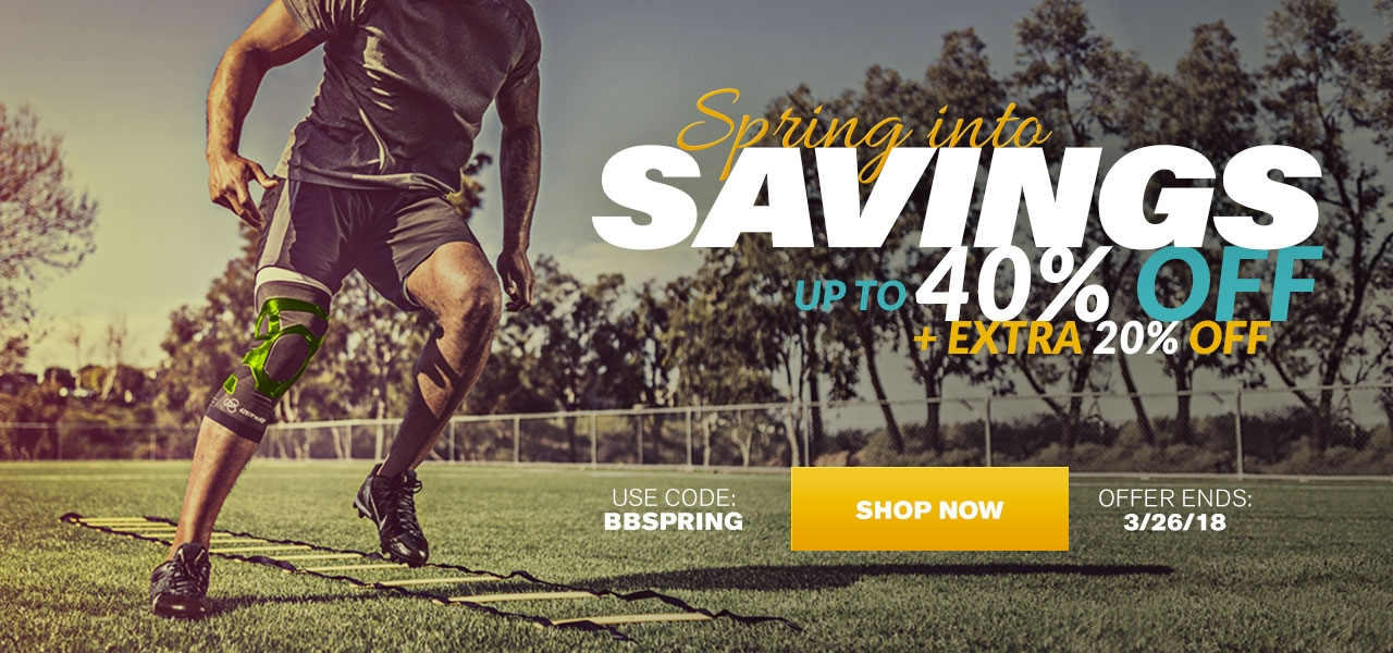 Spring into Savings - Up to 40% OFF + Extra 20% Off