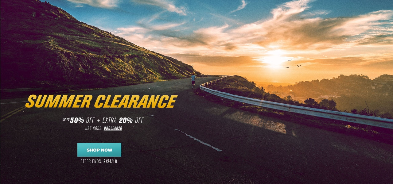 Summer Clearance - Up to 50% Off + Extra 20%