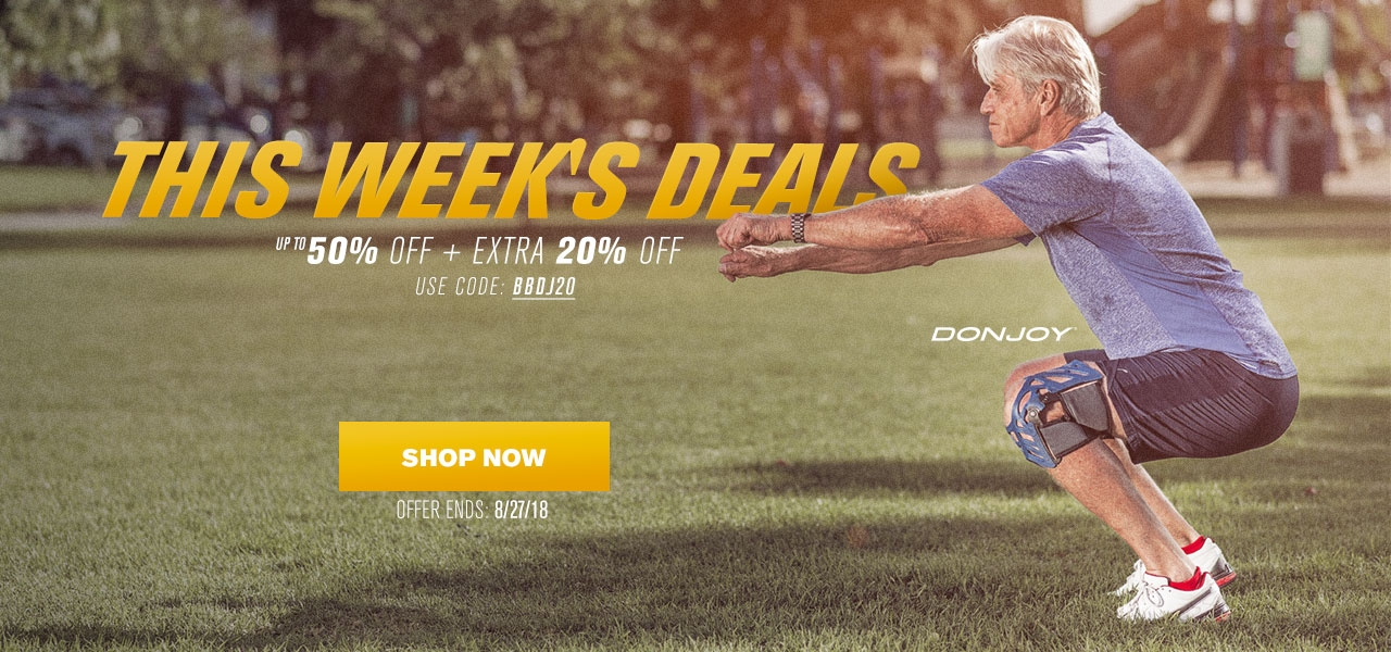 This Week's Deals - Up to 50% Off + Extra 20%