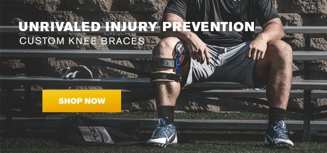 Unrivaled Injury Prevention - Custom Knee Braces