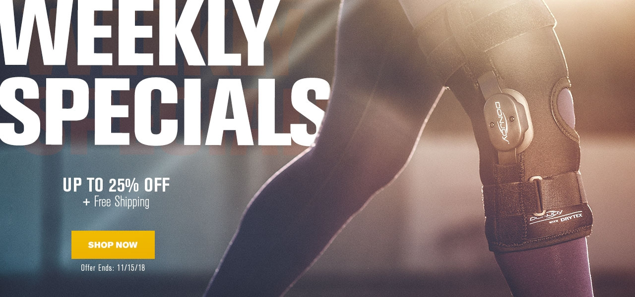 Weekly Specials - Up to 25% Off