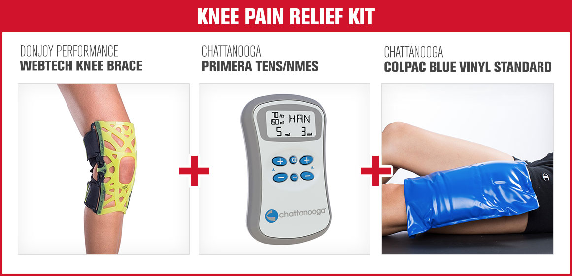 knee pain relief kit