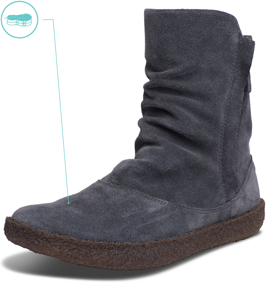 Women's Idyllwild Slouch Boot M-Lite Midsole
