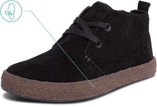 Men's Indio Desert Boot Jett Shoe Anatomical Last