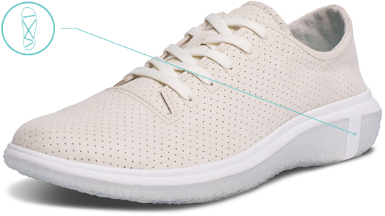 Men's La Costa Trainer Patented Flex Sole