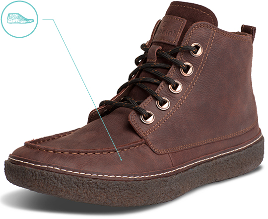 Men's Newport Chukka Boot Anatomical Last