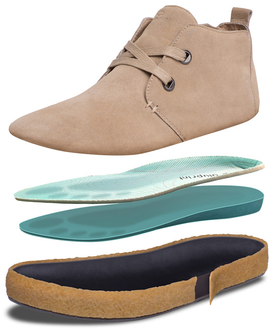 Bluprint Expanded View Indio Desert Boot - Men's