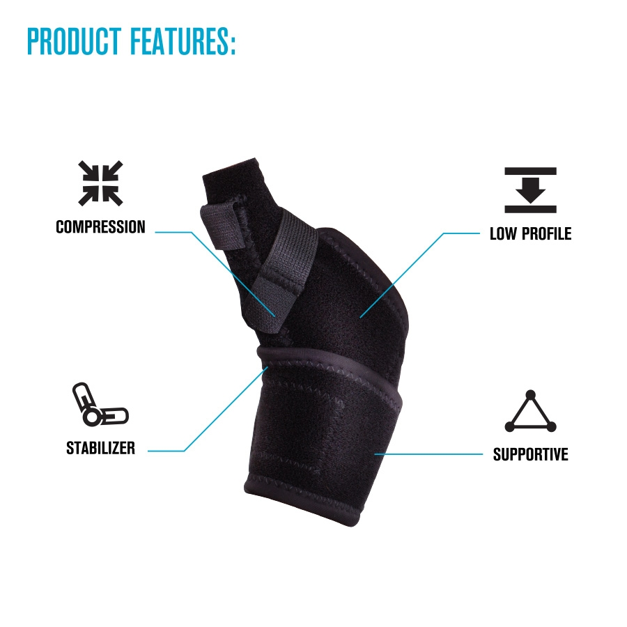 DonJoy Advantage Stabilizing Thumb Splint