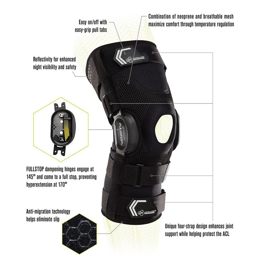 DonJoy Performance Bionic Fullstop Knee