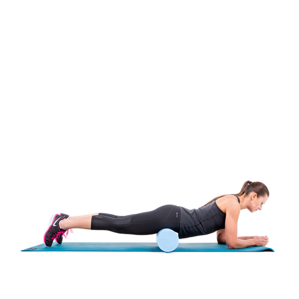 foam roll hip