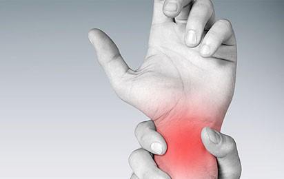 wrist & thumb pain