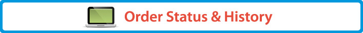 Order Status & History