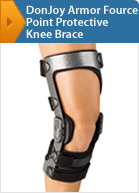 DonJoy Armor FourcePoint Protective Knee Brace