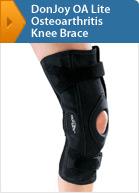 DonJoy OA Lite Osteoarthritis Knee Brace