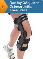 DonJoy OAdjuster Osteoarthritis Knee Brace