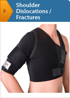 Shoulder dislocations / fractures