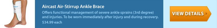 Aircast Air-Stirrup Ankle Brace