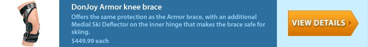 DonJoy Armor Knee Brace
